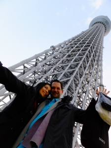 Dave and I at Skytree Photo Source: ionasiatrend.com