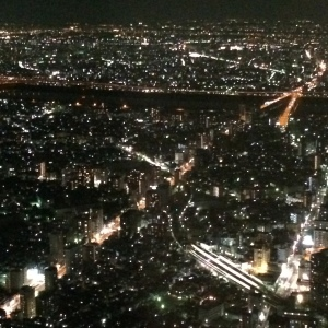 Skytree Tokyo at Night Photo Source: ionasiatrend.com