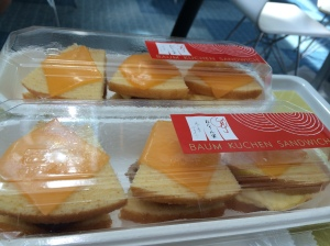 Hamburger baumkuchen Photo Credit: David Keisling